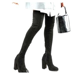 Thigh high, Over the knee boots- ASOS